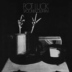 Spooner Oldham - Pot Luck on Limited Edition LP