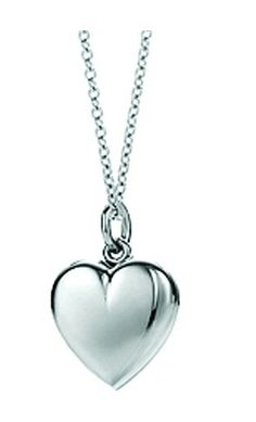 Tiffany Necklaces Jewelry Silver Heart Necklace This Tiffany Jewelry Product Features: Category: Tiffany & Co Necklaces Material: Sterling Silver Manufacturer: Tiffany And Co