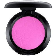 Mac Saucy Miss Matte Powder Blush  Small (1,065 INR) ❤ liked on Polyvore featuring beauty products, makeup, mac cosmetics makeup, powder blush and mac cosmetics