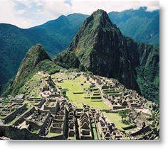Machu Picchu..incredible