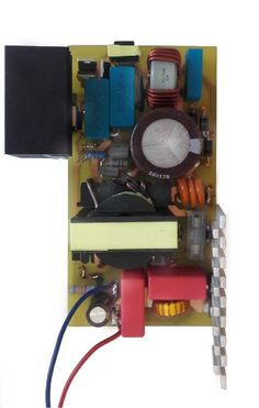 Self Oscillating SMPS Circuit Flyback self oscillating switchmode power supply smps Electronics Projects, Switched Mode Power Supply, Power Supply Circuit, Circuit Diagram, Ideas, Designer Fonts, Circuit, Tecnologia, Diy Electronics
