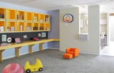built in desk inspiration?