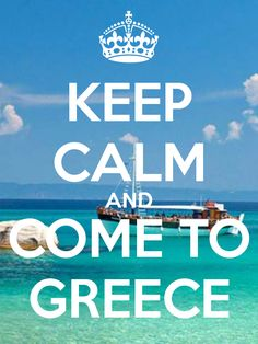 We're still here and it is a beautiful place to be! Come to Greece! www.pytelvacation.com