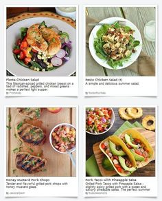 Grab a picnic basket and go out with your family this Labor Day! Our Dishfolio food bloggers have prepared delectable recipes this holiday for you and your family to enjoy! Check them out!