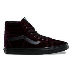 3ac12dcdeb Velvet SK8-Hi Reissue Shoes