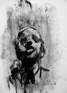 Antony Micallef - Head Study (2006)
