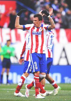 Mario Mandzukic - Atlético de Madrid