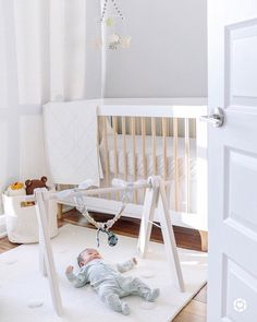 Little Wish | Baby Mobile Featured by This Wild Heart and her beautiful baby boy.