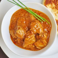 Quick & Easy Homemade Butter Chicken - A simplified version of the Indian take-out classic; rich & deeply flavourful without an overwhelming amount of heat. Rock Recipes, Fun Easy Recipes, Easy Meals, Dinner Recipes, Butter Chicken Recipe Authentic, Comida India, Indian Food Recipes, Ethnic Recipes, Canadian Recipes
