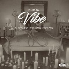 """2 Chainz continues to elevate the buzz of his upcoming album 'Pretty Girls Like Trap Music'. He calls on Ty Dolla Sign, Trey Songz, and Jhené Aiko for his new single """"It's A Vibe"""". 'Pretty Girls Trap Music' will bless the streets on April Ty Dolla Sign, 2 Chainz, Jhene Aiko, Trey Songz, Hip Hop Hits, Mick Jenkins, First Rapper, Hip Hop Radio"""