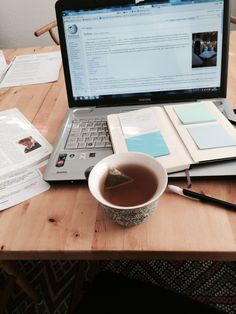 """greenteaandnotes: """"Thursday 12/3 - 14:57 I have the day of so I'm spreading out and doing some intensive studying intervals. I have a big paper due to next week and I also have a few tests and exams to study for. Here we go, wish me luck! ✏️ """""""