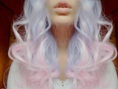 pastel hair (I will not bleach, I will not bleach) just wish bleaching wasn't so hard to do with my hair I always have to double process :-/