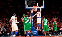 Knicks v Celtics (Game 2)  W 87 - 71