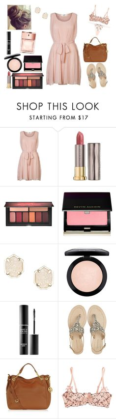 """""""Untitled #891"""" by miss-meghan-elizabeth ❤ liked on Polyvore featuring Molly Bracken, Urban Decay, Smashbox, Kevyn Aucoin, Kendra Scott, MAC Cosmetics, MAKE UP FOR EVER, Antik Batik, Michael Kors and L'Agent By Agent Provocateur"""