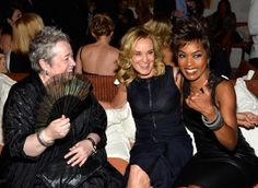 """Jessica Lange and Kathy Bates - Premiere Of FX's """"American Horror Story: Coven"""" - After Party American Horror Story Premiere, American Horror Story Freak, American Horror Story Seasons, Courtney B Vance, Ahs Cast, Celebs, Celebrities, Horror Stories, Powerful Women"""