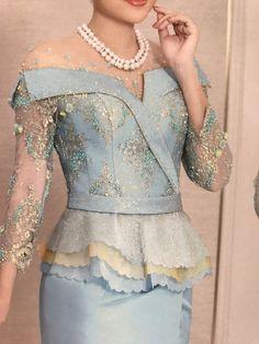 Myanmar Traditional Dress, Traditional Dresses, Myanmar Dress Design, Batik Dress, African Fashion Dresses, Skirt Fashion, Dress Patterns, Blouse Designs, Pretty Dresses