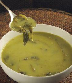 El Universal - - Cocina al naturaL: sopa de verdolagas