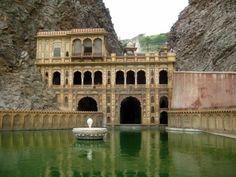 "Galtaji orGalwar Bagh, the ""Monkey Temple"" | Jaipur, Rajasthan, India (South Asia)"