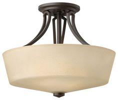Hinkley Lighting 4431KZ Semi Flush