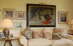 Finished Frames | Framed Oil Paintings | Framing Examples