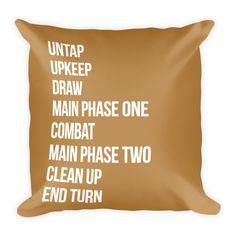 MTG Gaming Pillow