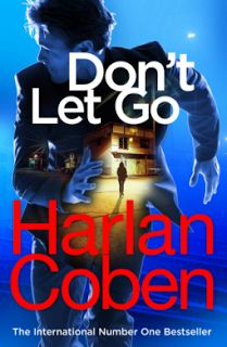 Reading Writing Booking: Don't Let Go by Harlan Coben