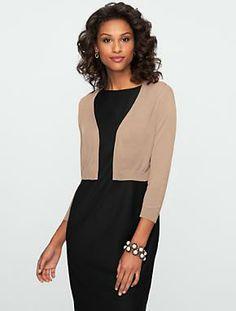 Talbots - Dress Shrug | Sweaters |