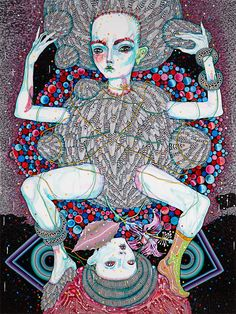 in the face of cosmic odds, del kathryn barton