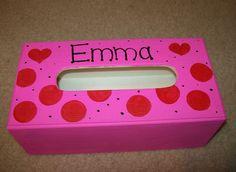 DIY Valentine box for all their school valetines :)