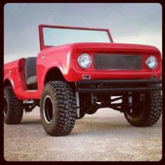 """▒ """"red""""y to rock ▒ international scout 800 ▒"""