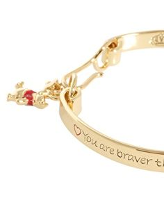 Disney Couture Winnie The Pooh Bangle