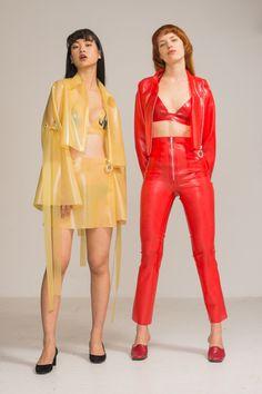 HANGER presents a futuristic Tokyo girl gang for Season 7 collection SPRING DEMON | Fashion & Beauty | HUNGER TV