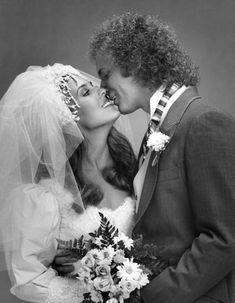 Celebrate Luke and Laura's General Hospital Wedding Anniversary! 9 - ABC Soaps In Depth 35th Wedding Anniversary, Wedding Vows, Purple Dresser, Genie Francis, Luke And Laura, Soap Opera Stars, Casting Pics, Hayley Williams, General Hospital