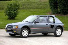 Peugeot 205-Turbo-16
