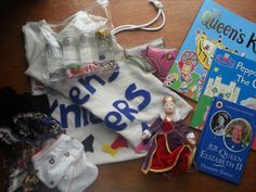 The queens knickers Story Sack Literacy Activities, Teaching Resources, Activities For Kids, Froggy Gets Dressed, Story Sack, Kids Activity Books, Queen Ii, Teaching Reading, Learning