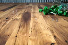 The Woods Company, Inc. antique oak distressed