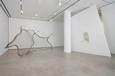 Marlborough Gallery — Robert Lazzarini (damage)