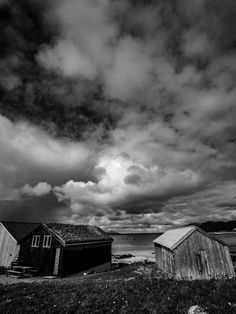 This i shot on an Island called Giske here in Norway. Black and White landscape photography. Norway Nature, Black And White Landscape, Photo Black, Nature Photos, Black And White Photography, Landscape Photography, Ocean, Clouds, Island
