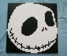 LEGO Jack Mosaic