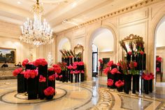 The Four Seasons Hotel George V, Paris