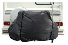 Swagman RV Hitch Mount Bike Cover 2 Bikes for sale online Hitch Bike Rack, Bicycle Rack, Cycling Accessories, Accessories Store, Bike Cover, Touring Bicycles, Sports Toys, Bikes For Sale, Cool Cars