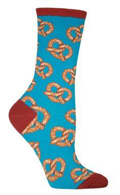 Pretzels Socks