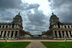 UNESCO World Heritage Site #89: Maritime Greenwich, England