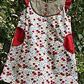 La sublimissime version de la Kate's dress -by P'tites sapes