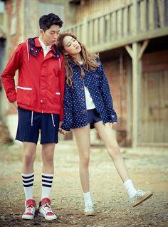 Lee Sung Kyung and Nam Joo Hyuk - Ceci Magazine April Issue