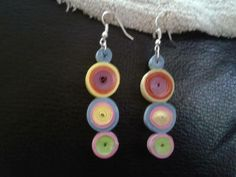 Dangles. Mixed Colors, Goes well with western wear such as Jeans/T-Shirt combos and also Kurtis.