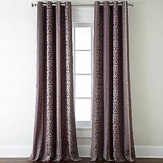 Royal Velvet Maison Grommet-Top Curtain Panel on shopstyle.com