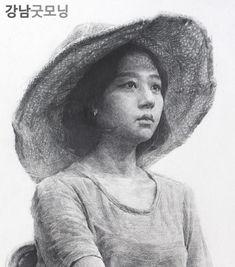 가온미술학원 인체소묘 연구작 : 네이버 블로그 Sketch Painting, Figure Painting, Figure Drawing, Portrait Sketches, Portrait Art, Pencil Art Drawings, Drawing Sketches, Academic Drawing, Charcoal Art