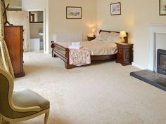 Germoe cottage rental - Master bedroom with en-suite Holidays In Cornwall, Master Bedroom, Cottage, House, Furniture, Home Decor, Master Suite, Decoration Home, Home