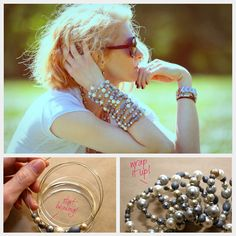 Tutorial: DIY Beaded Wrap Bracelet